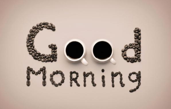 Картинка креатив, кофе, чашки, creative, coffee, good morning, nice, cute, cups, idea, доброе утро, by daryna …