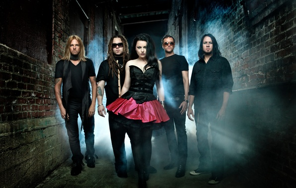 Картинка Amy Lee, Evanescence, Эми Ли