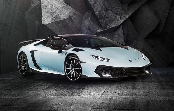 Картинка Lamborghini, ламборджини, Mansory, 2015, Huracan, LB724, хуракан, Torofeo