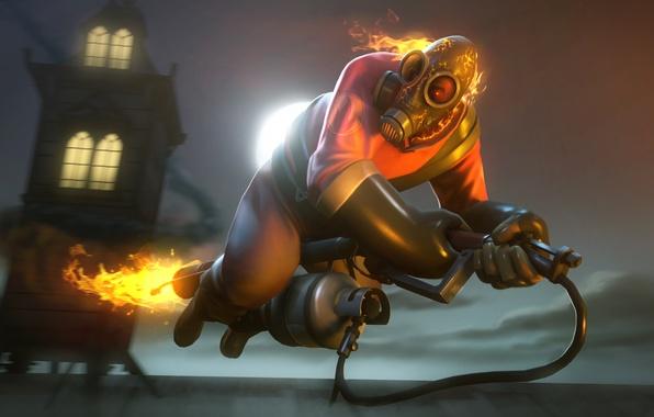 team fortress 2 знакомьтесь поджигатель