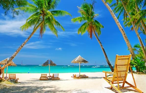 Пляжи фото