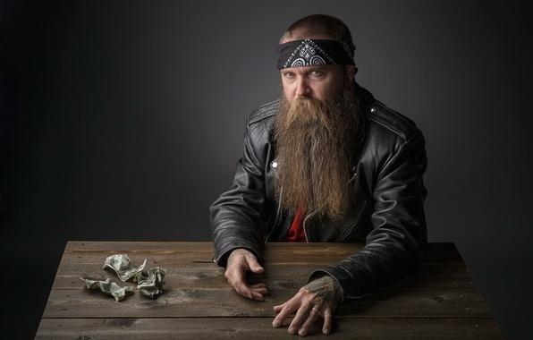 Картинка деньги, борода, Jason