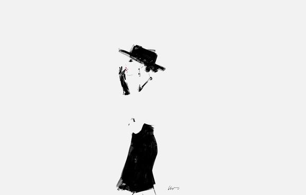 Картинка винтаж, иллюстрация, женщина.белый фон, вектор., Floyd Grey