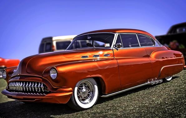 Картинка ретро, классика, Buick, Buick Special DeLuxe