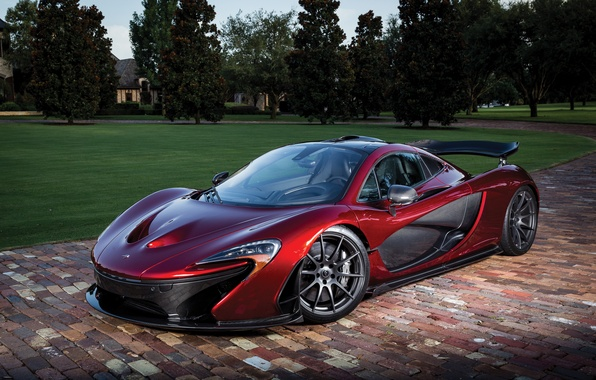 Картинка McLaren, суперкар, макларен