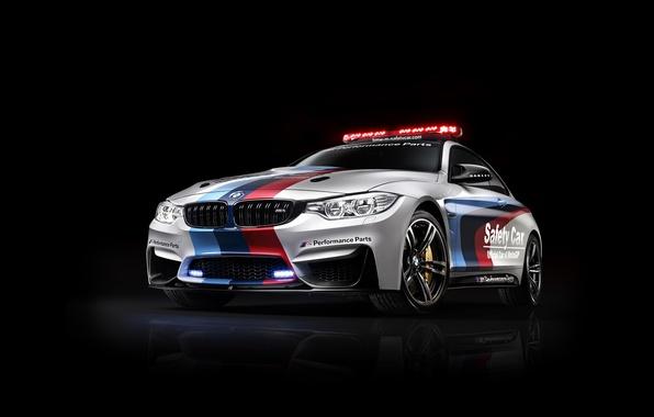 Картинка бмв, купе, BMW, MotoGP, Coupe, Safety Car, 2014