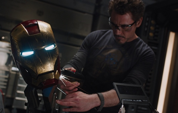 Watch Iron Man 2 (2010) DVDRip Hindi Dubbed Movie Online