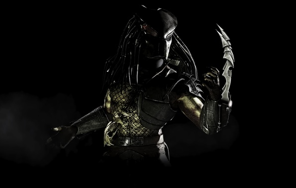 Картинка Хищник, Predator, Mortal Kombat X, MKX