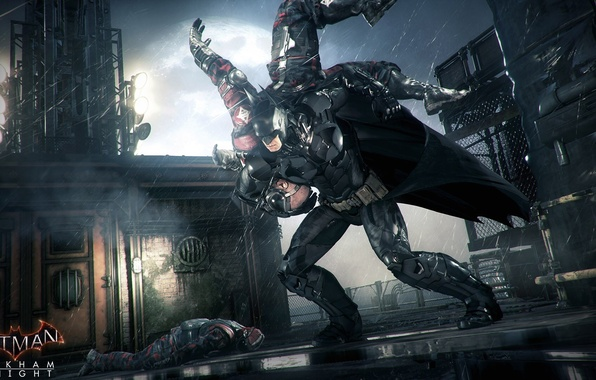 Batman Arkham Knight Музыка
