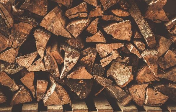Картинка дерево, текстура, бревна, wood, texture