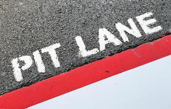 Картинка road, Lane, Pit