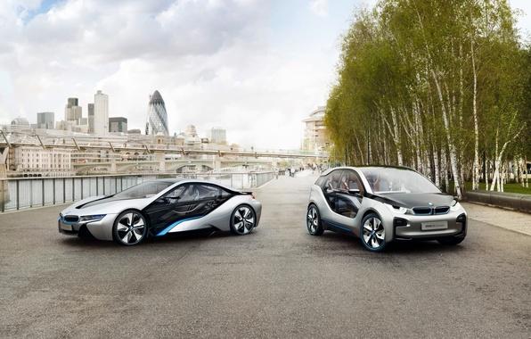 Картинка BMW, Series, New2015