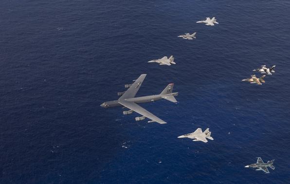 Картинка полет, авиация, армия, самолеты