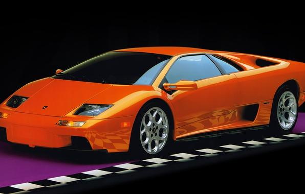 Картинка Lamborghini, supercar, Diablo