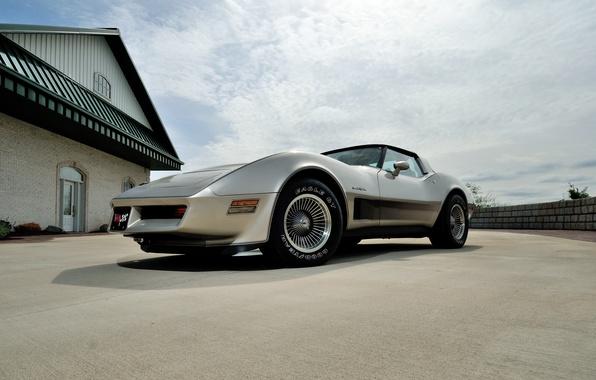 Картинка Corvette, Chevrolet, шевроле, корвет, 1982, Collector Edition