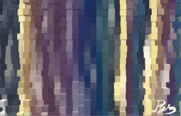 Картинка цвета, палитра, Текстура, Экскрузия