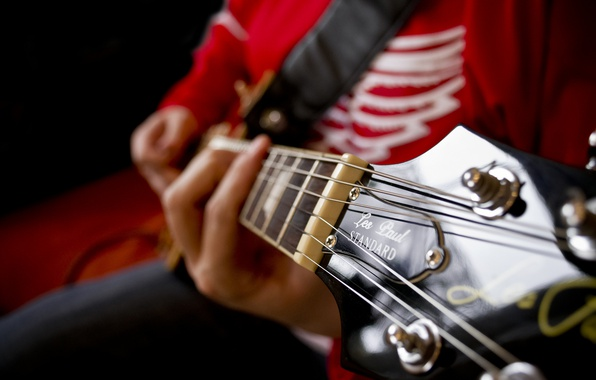 Картинка guitar, Les Paul, musician