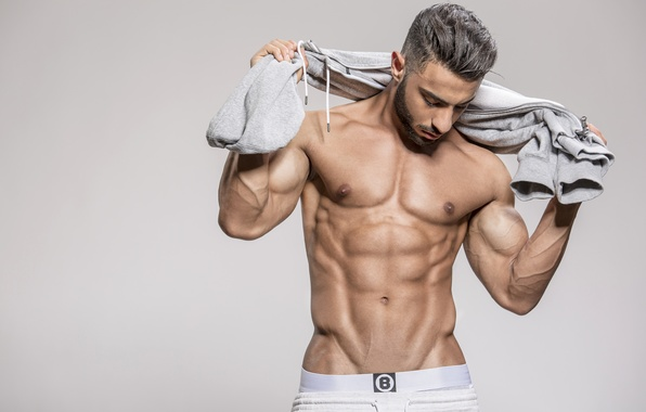 Картинка muscle, men, abs