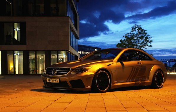 Картинка TUNING, MERCEDES, PROIR, BENZ