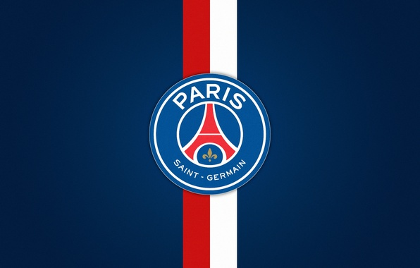 Картинка wallpaper, sport, logo, football, Paris Saint-Germain
