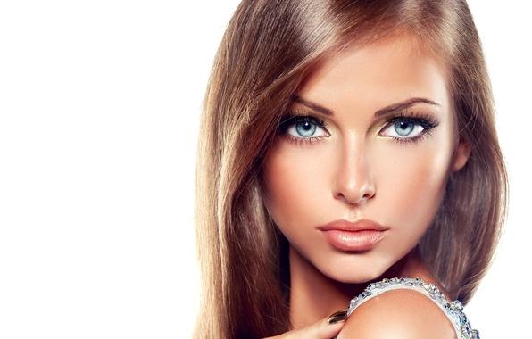 Картинка model, look, makeup