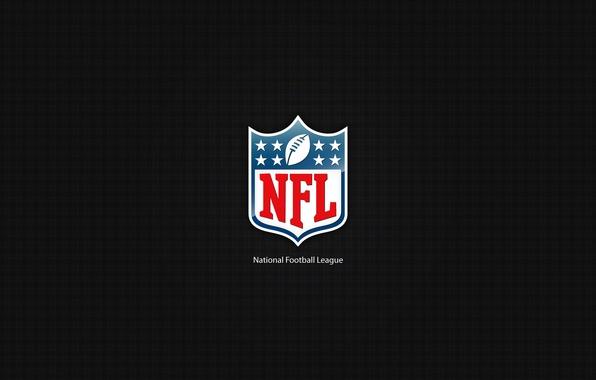 Картинка знак, мяч, минимализм, эмблема, minimalism, sign, 1920x1200, symbol, ball, nfl, national football league