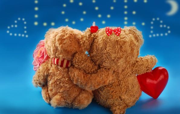 Картинка любовь, сердце, love, toy, bear, heart, romantic, sweet