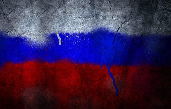 Картинка флаг, россия, россии, russia