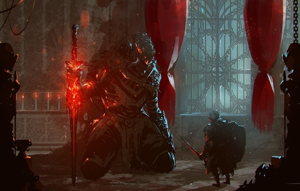 Dark Souls 3 Обои 1920х1080