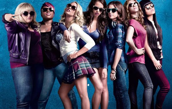 Картинка Brittany Snow, Pitch Perfect, Идеальный голос, Anna Kendrick