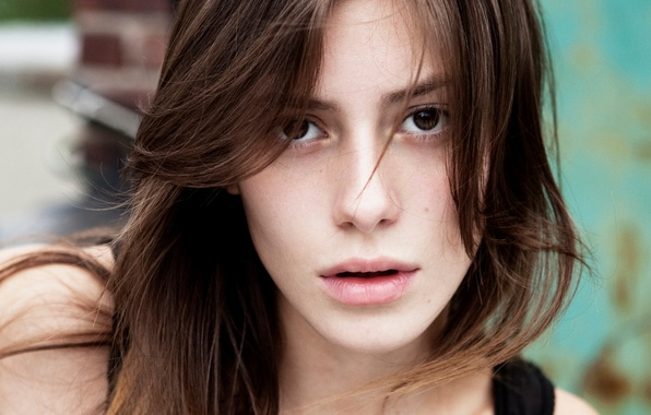 Картинка eyes, model, beauty, look, Alejandra Guilmant
