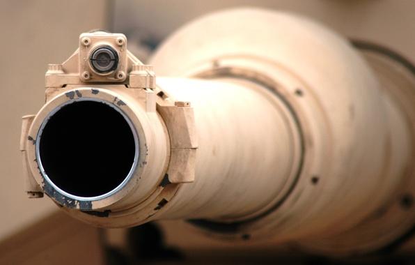 Картинка танк, ствол, пушка, usa, abrams