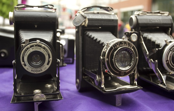 Картинка ретро, фото, фон, обои, фотоаппарат, пленка, снимки, раритет, широкоформатные, винтаж, полноэкранные