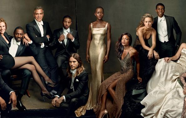 Картинка Jared Leto, Idris Elba, George Clooney, Julia Roberts, Michael B. Jordan, Léa Seydoux, Chiwetel Ejiofor, …