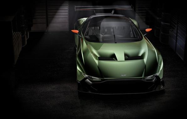 Картинка Concept, Aston Martin, вулкан, астон мартин, 2015, Vulcan