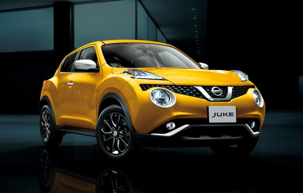 Картинка Nissan, ниссан, джук, Juke, JP-spec, 2014, YF15