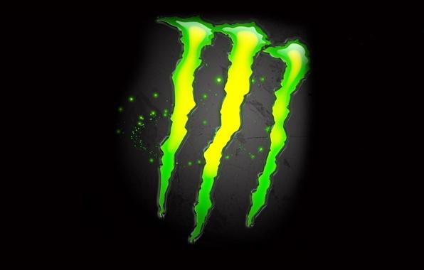 Обои картинки фото monster energy, монстер, энергия
