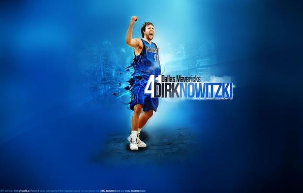 Картинка basketball, 2011, nba, finals, Nowitzki, Dallas, Mavericks, Dirk, the riDIRKulous one, mvp