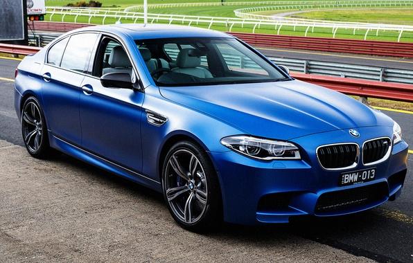Фото обои седан, Sedan, F10, BMW, бмв