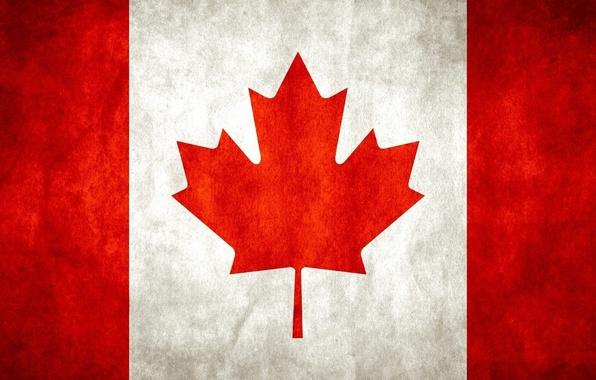 Картинка флаг, Канада, Canada, flag
