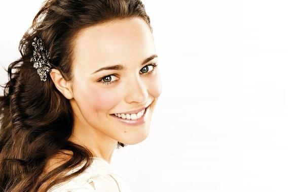 Картинка девушка, улыбка, актриса, Rachel McAdams