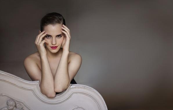 Картинка girl, Emma Watson, watson, emma, woman, short hair, Harry Potter, actress, Hermoine Granger, gamine, hermoine