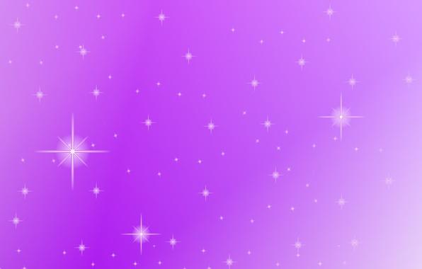 Фон космос фиолетовый