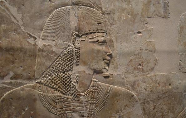 Картинка egypt, sculpture, relief, khaemhat
