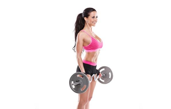 фитнес девушки обои на рабочий стол № 229162 бесплатно
