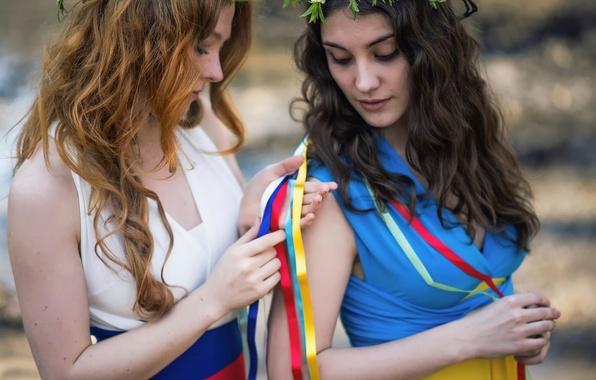 Девушки украина россия