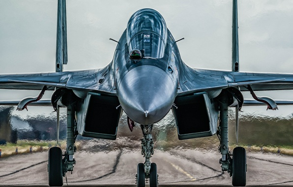 Картинка fighter, plane, jet, RAF, Royal Air Force, aeroplane, military aviation, Sukhoi Su-30MKI
