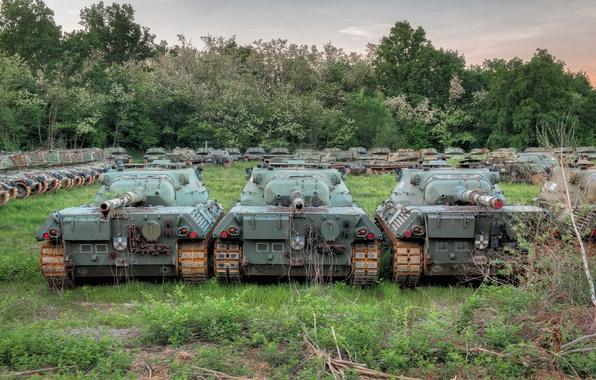 Картинка оружие, армия, танки