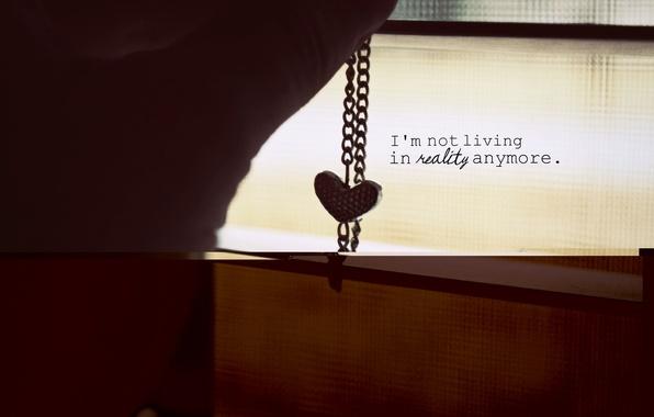 Картинка любовь, надпись, сердце, кулон, love, цепочка, сердечко, чувство