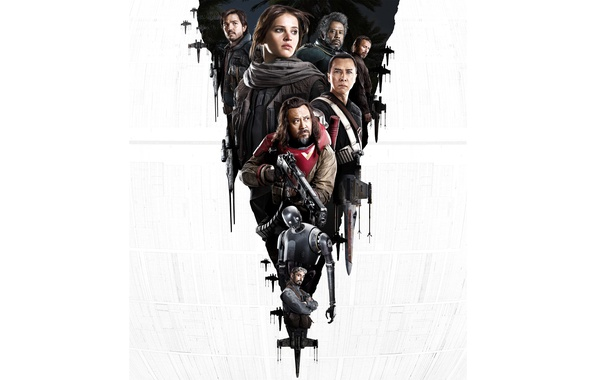 Картинка cinema, Star Wars, girl, sword, gun, weapon, woman, man, movie, samurai, film, cast, starship, official ...